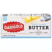 Darigold Butter, Unsalted, 1 Pound