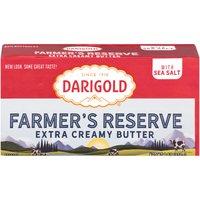 Darigold Farmer's Reserve Extra Creamy Butter, 8 Ounce