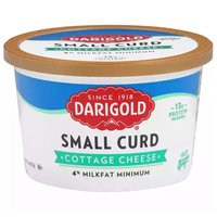 Darigold Small Curd Cottage Cheese, 16 Ounce