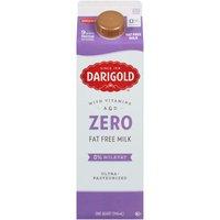 Darigold Zero Fat Free Milk, 32 Ounce