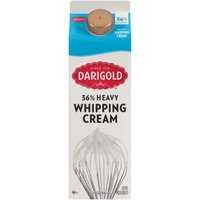 Dairygold Heavy Whipping Cream, 32 Ounce