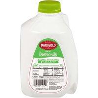 Darigold Buttermilk, 1% Low Fat, 32 Ounce