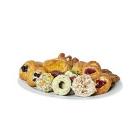 Donut and Danish Platter (13 Pieces), 1 Each