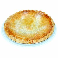 "8"" Pie, Peach, No Salt, 26 Ounce"