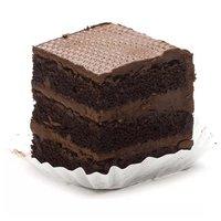 Cake Slice, Chocolate, 4 Ounce