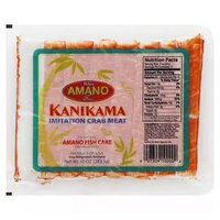 Amano Kanikama Flake Style Fishcake, 10 Ounce