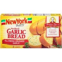 Mamma Bella Sliced Garlic Bread, 14 Ounce