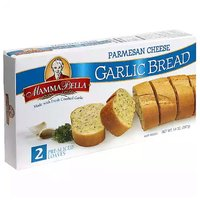 Mamma Bella's Garlic Bread with Real Parmesan, 14 Ounce