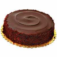 Chef Made Double Layer Cake, Dobash, 48 Ounce