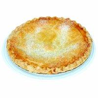 """8"""" Pie, Peach, 24 Ounce"""
