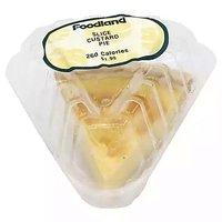 Pie Slice, Custard, 3 Ounce