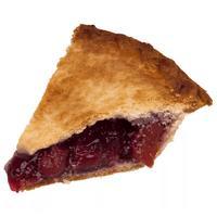 Cherry Pie, Slice, 4 Ounce