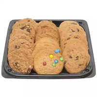 """12"""" Party Platter, Fresh Baked Cookies, 1 Each"""