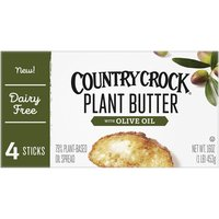 Country Crock Plant Butter with Olive Oil, 16 Ounce