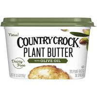 Country Crock Plant Butter with Olive Oil, 10.5 Ounce