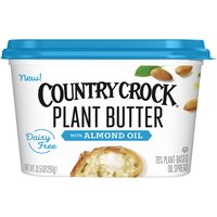 Country Crock Plant Butter, Almond Oil, 10.5 Ounce