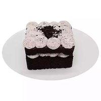 Cake Slice, Cookies N Cream, 4 Ounce