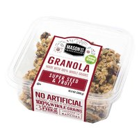 Mason Super Seed & Fruit Granola, 10.5 Ounce