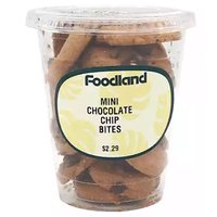 Mini Bites Chocolate Chip Cookies, 16 Each