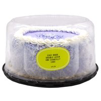Chef Made Double Layer Cake, Ube Chantilly, 32 Ounce