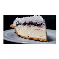 Ted's Pie Slice, Blueberry Cheese, 1 Each