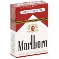 Marlboro Filter Cigarettes, Box, 1 Each