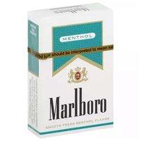 Marlboro Menthol Lights Cigarettes, 1 Each