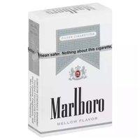 Marlboro Silver Filter Cigarettes, 1 Each
