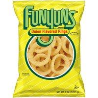 Funyuns Onion Rings, Regular, 6 Ounce