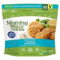Morning Star Farms Veggie Classics Chik'N Nuggets, 10.5 Ounce