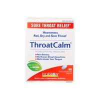 Boiron Throat Calm, 60 Each