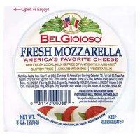 Bel Gioioso Fresh Mozzarella Cheese, 8 Ounce