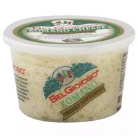 Bel Gioioso Romano Cheese, Freshly Shredded, 5 Ounce