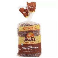 Rudis Brd Whole Wheat, 22 Ounce
