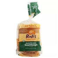 Rudis Brd Sourdough, 22 Ounce