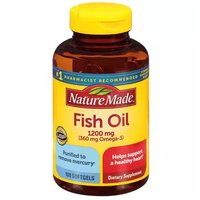 Nature Made Dietary Supplement, Fish Oil, 100 Each