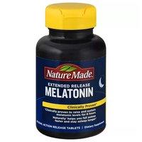 Nm Melatonin Ext Release Tabs, 90 Each