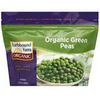 Earthbound Farm Organic Green Peas, 10 Ounce