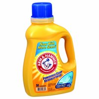 Arm & Hammer Detergent, 2X Concentrated, Clean Burst, 75 Ounce