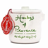 Aux Anysetiers Du Roy Herbs De Provence Stoneware, 1 Ounce