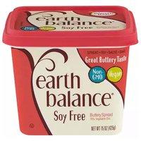 Earth Balance Buttery Spread, Soy Free, 15 Ounce