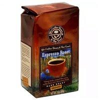 Coffee Bean & Tea Leaf Espresso Ground Coffee, 12 Ounce