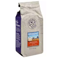 Coffee Bean & Tea Leaf Breakfast Blend Ground Coffee, 12 Ounce