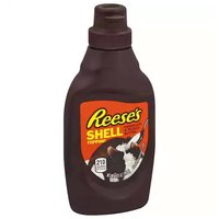 Reese's Shell Topping, Chocolate & Peanut Butter, 7.25 Ounce