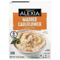 Alexia Mashed Cauliflower Ss, 12 Ounce