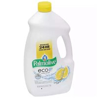 Palmolive Dish Liquid Gel, Eco+ Lemon Splash Scent, 45 Ounce