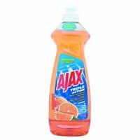 Ajax Ultra Triple Action Dish Soap, Orange, 14 Ounce