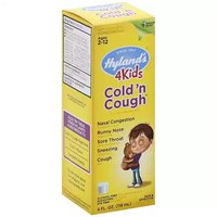 Hylands 4kids Cold N Cough, 4 Ounce