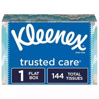 Kleenex Trusted Facial Tissue, 144 Each