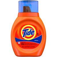 Tide Liquid Laundry Detergent, Original Scent, 25 Ounce